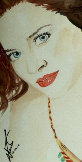 Alexis Bledel por Liisa